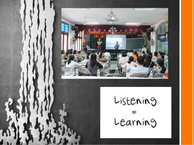 INPUT DOES NOT EQUATE INTAKE. PRACTICAL WAYS OF INTEGRATING LISTENING SKILLS INTO ENGLISH LEARNING ACTIVITIES WHILE USING ...
