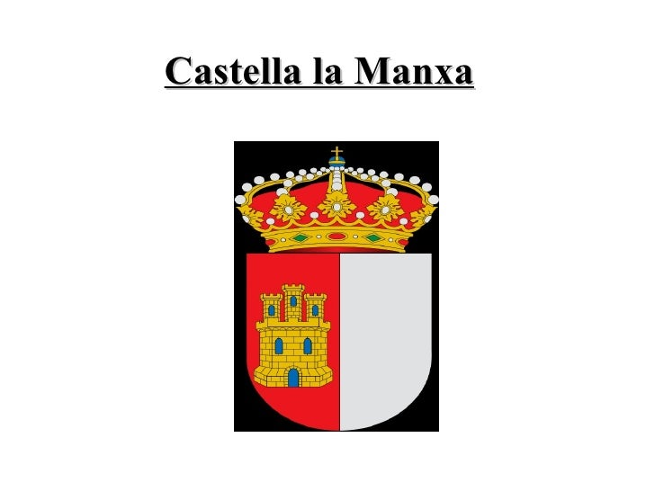 Castella la Manxa
