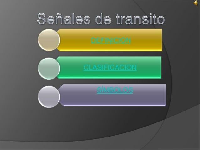 DEFINICION CLASIFICACION SÍMBOLOS