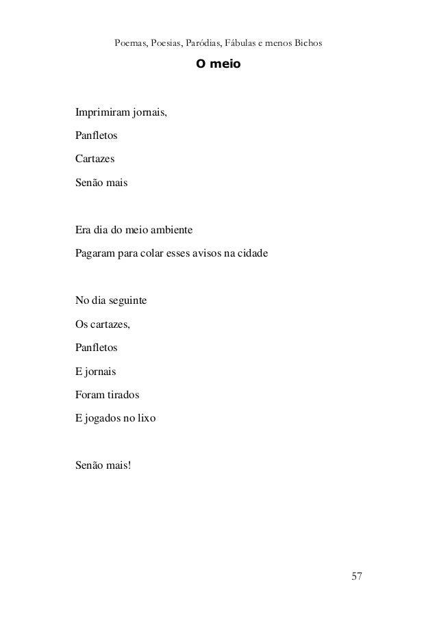 Amado Cristian B. V. de Rocco - Poemas, Poesias, Parodias, Fabulas e menos … UH11