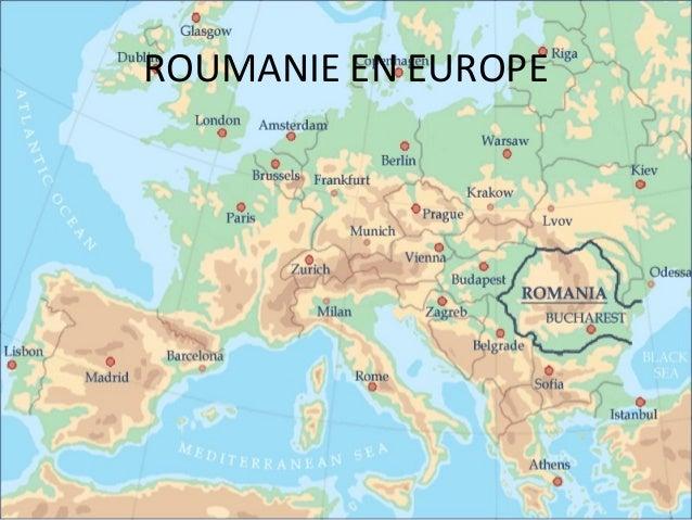 ROUMANIE EN EUROPE