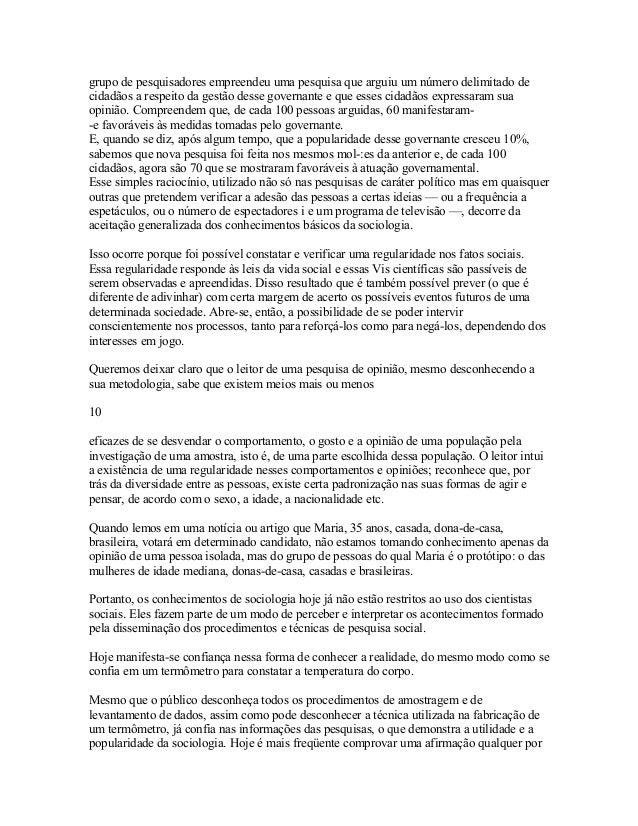 Sociologia Introducao A Ciencia Da Sociedade Cristina Costa Pdf