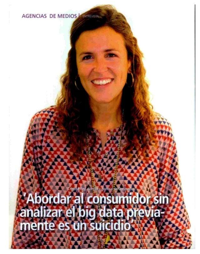 16/11/13EL PUBLICISTA MADRID Prensa: Quincenal Tirada: Sin datos OJD Difusión: Sin datos OJD Página: 24 Sección: OTROS Doc...