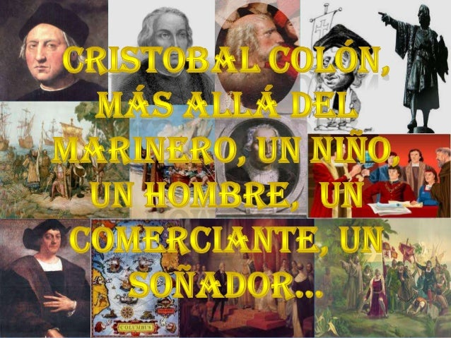 El nombre de Cristóbal Colónen italiano es CristoforoColombo, y enlatín Christophorus Columbus.Este antropónimo inspiró el...