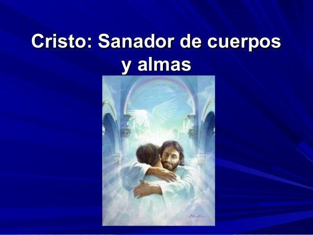 Resultado de imagen de sanadores con don divino