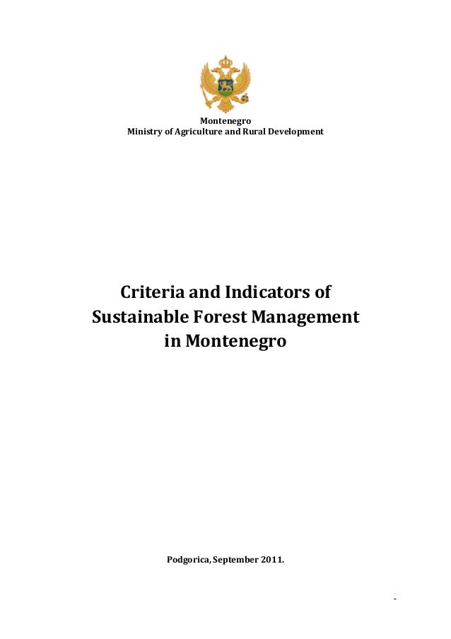 sustainable forest management concepts Sustainable and scientific forest management concepts differ in their   sustainable forest management is a way of using and caring for forests.