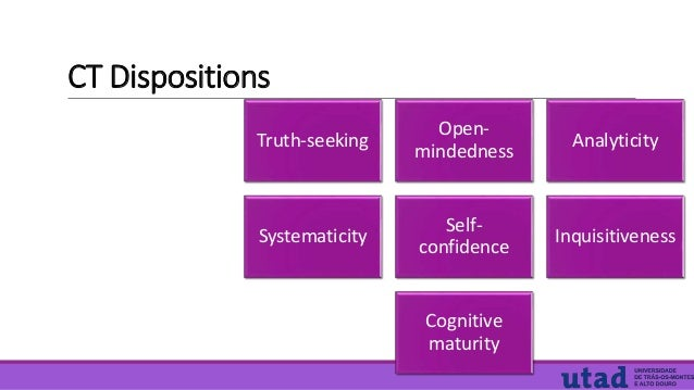 characteristics of analytical thinking