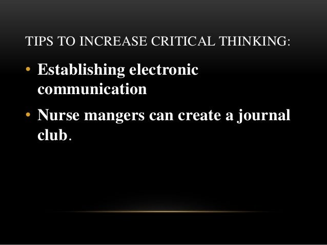 A good mnemonic for critical thinking   Skepticism   Science     Plymouth State University