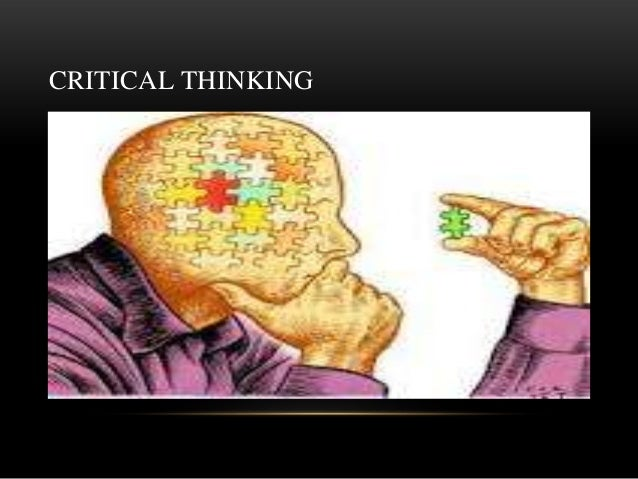 Original   critical thinking for nurses ppt George Orwell     What is Critical Thinking    Critical thinking