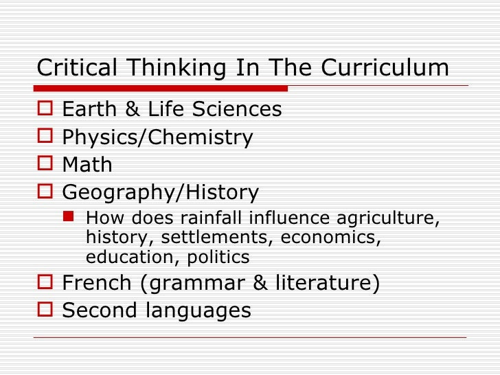 best Critical Thinking images on Pinterest   Critical thinking     MyQ See com