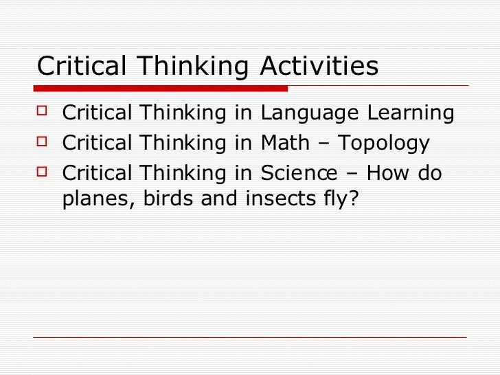 Critical Thinking  What It Is and Why It     s Important   The     Tip of the Day