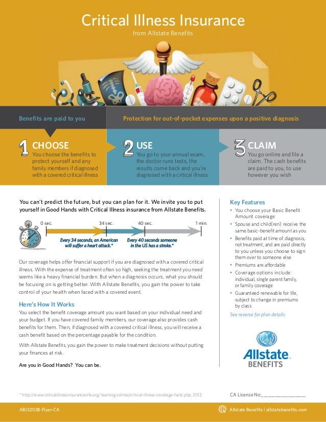 Allstate Employee Benefits >> Critical Illness Insurance From Allstate Benefits