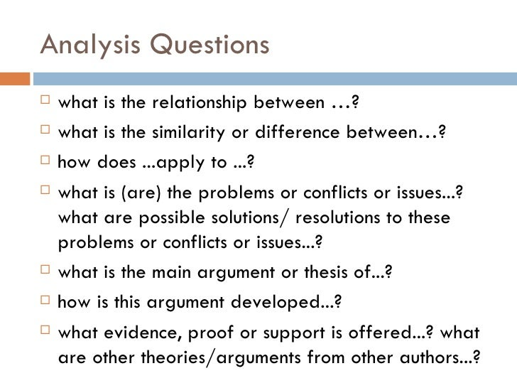 Critical Analysis Critical Analysis Of An Empirical Research
