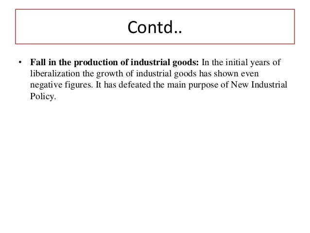 industrial policy of india critical Thus, the government's statement of industrial policy has overnight altered the industrial scenario in india the new policy is definitely a step towards privatisation of indian industries it is now up to the industry to show that it has the will and ability to respond.