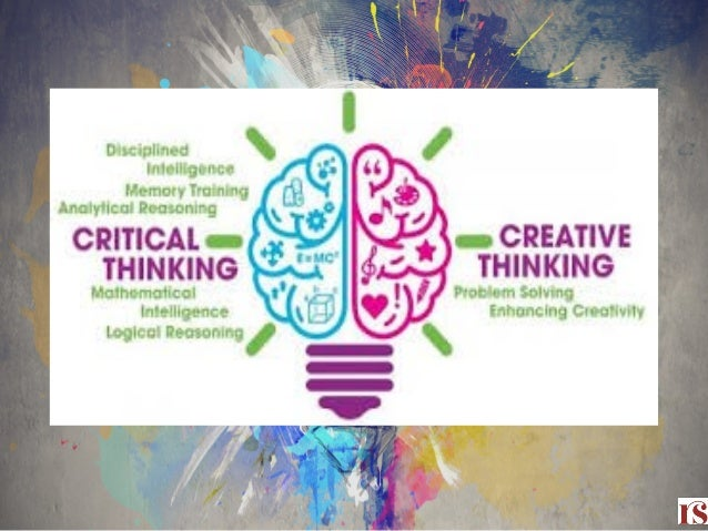 critical and creative thinking Discover an array of critical and creative thinking skills resources at evan-moor for grades first through sixth.