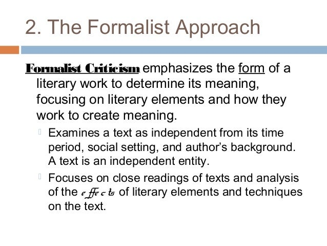 literary approaches This essay offers a very basic introduction to feminist literary theory, and a  compendium of great writers inspire resources that can be approached from a.