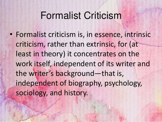 Essays using literary theory and schools of criticism