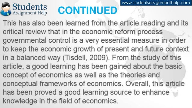the female economy article review Even famous female economists get no respect mr akerlof is a brilliant economic theorist writing in the new york times sunday review.
