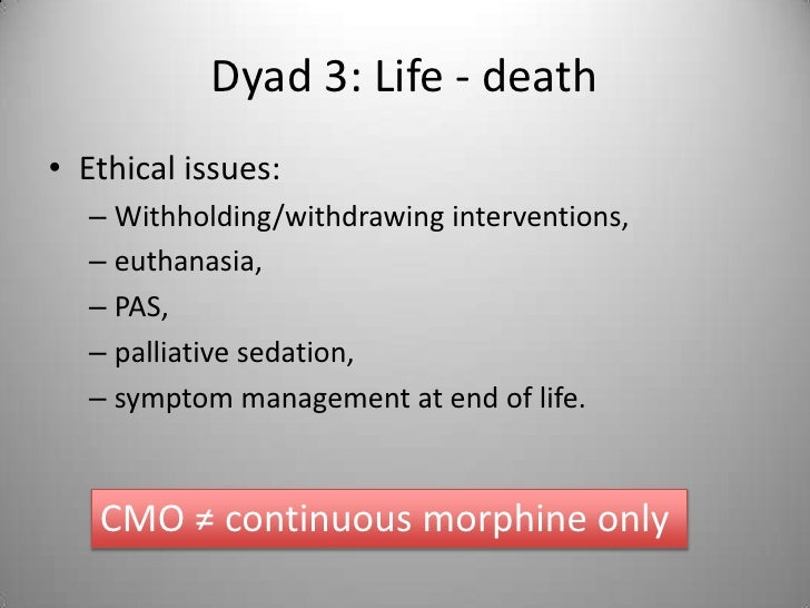 end of life issues the It is essential for end-of-life issues to be integrated into existing undergraduate and graduate courses (abeles & barlev, 1999 international work group on death, dying, and bereavement, 1991) free-standing courses in the psychology of dying and death can also be added to both undergraduate and graduate curriculum.