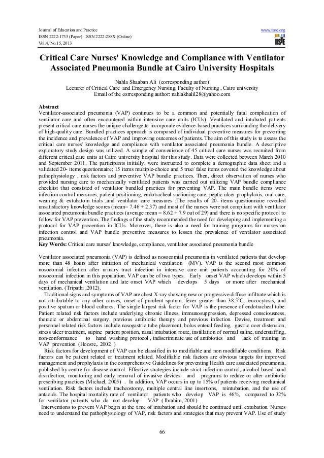 Journal of Education and Practice www.iiste.org ISSN 2222-1735 (Paper) ISSN 2222-288X (Online) Vol.4, No.15, 2013 66 Criti...