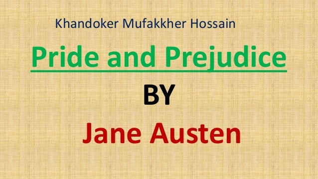 Reflective Essay Sample Paper Pride And Prejudice By Jane Austen Khandoker Mufakkher Hossain Critical  Essays  Examples Of Thesis Statements For English Essays also Animal Testing Essay Thesis Critical Essays Money In Pride And Prejudice Proposal Essay Topic List