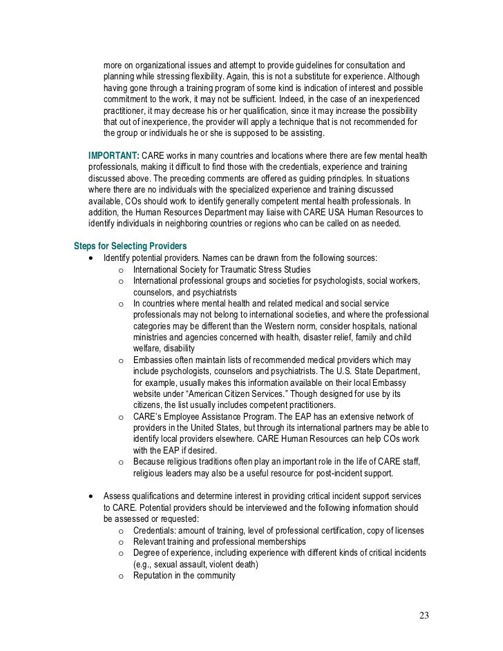 critical incident Critical incidents abstract: evaluation, quality management & improvement divisiondmhas critical incident reporting contacts: karinhaberlin@ctgov chrishaunjackson@ctgovcritical incident reporting guide slides from september 2016 critical incident forum critical incident application access request form critical incident.