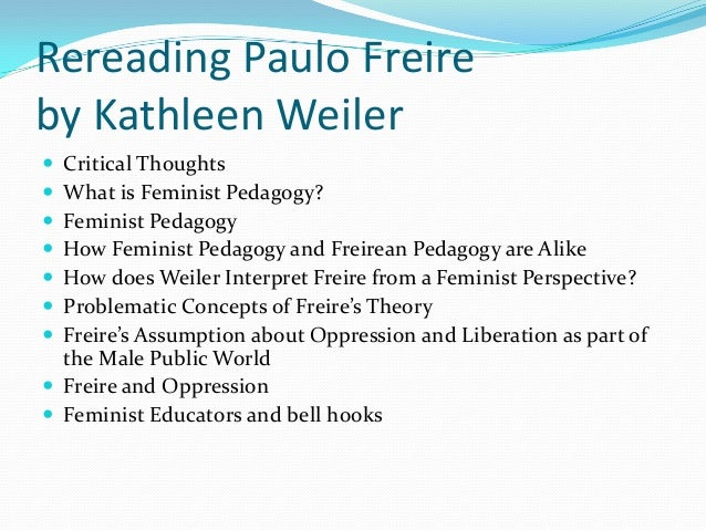 paulo freire pedagogy of hope pdf