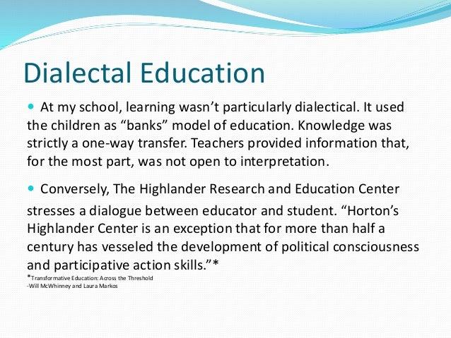 Critical pedagogy powerpoint Slide 2