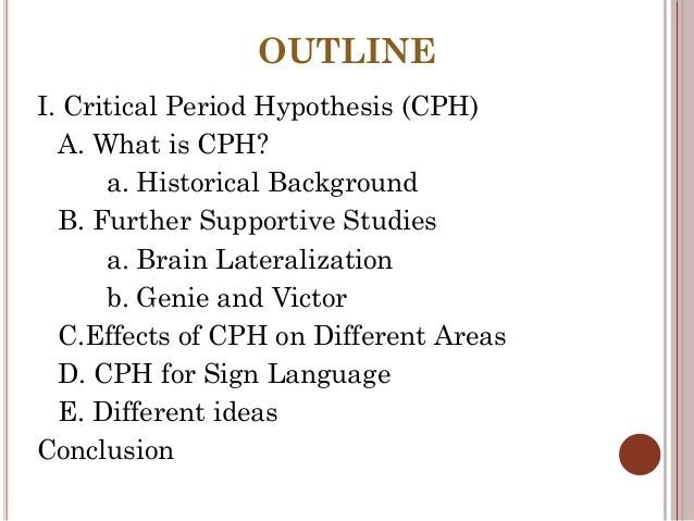 critical period Psychology definition for critical period in normal everyday language, edited by psychologists, professors and leading students help us get better.