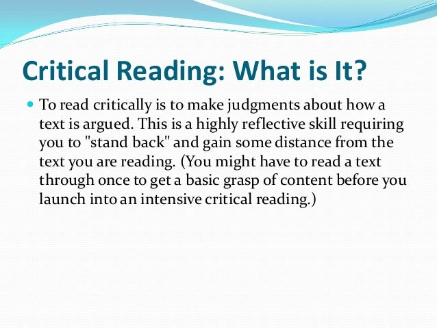 critical reading paper Description critical paper for innovation transcript.