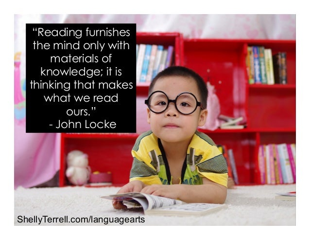 Teach Critical Reading Skills Slide 2