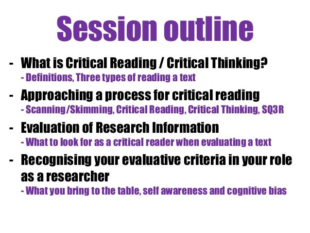Non Critical Thinking Examples Evaluation - image 9