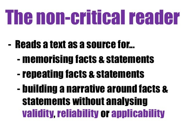 Non Critical Thinking Examples Evaluation - image 2