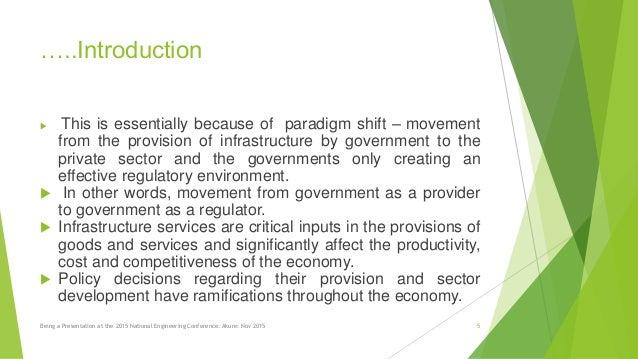 Private and public regulation + risk + essay