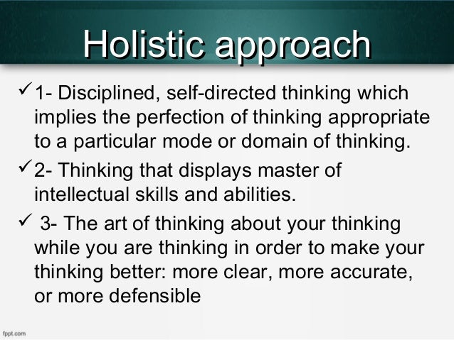 levels of critical thinking basic complex commitment Potter & perry chapter 12: critical thinking  levels of critical thinking in nursing basic complex commitment basic critical thinking.