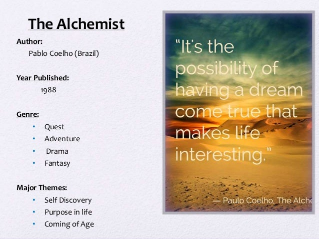"thinkers alchemy using ""the alchemist"" to stimulate critical think  the alchemist"