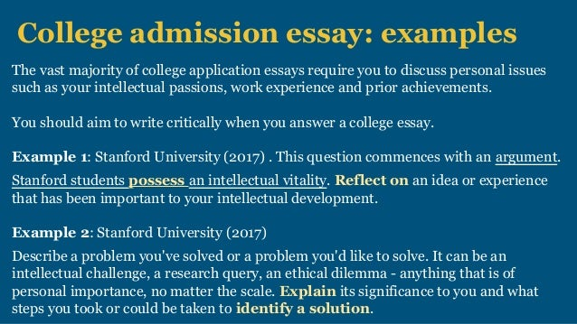 stanford mba essay sample