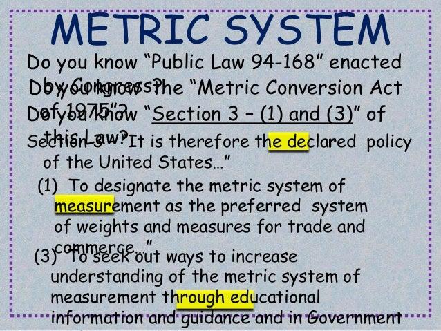 Trading system metrics