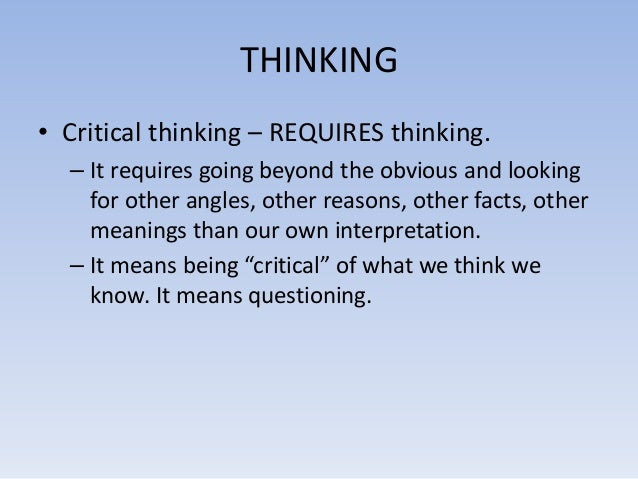 Roadblocks to better critical thinking skills are embedded in the     Udemy