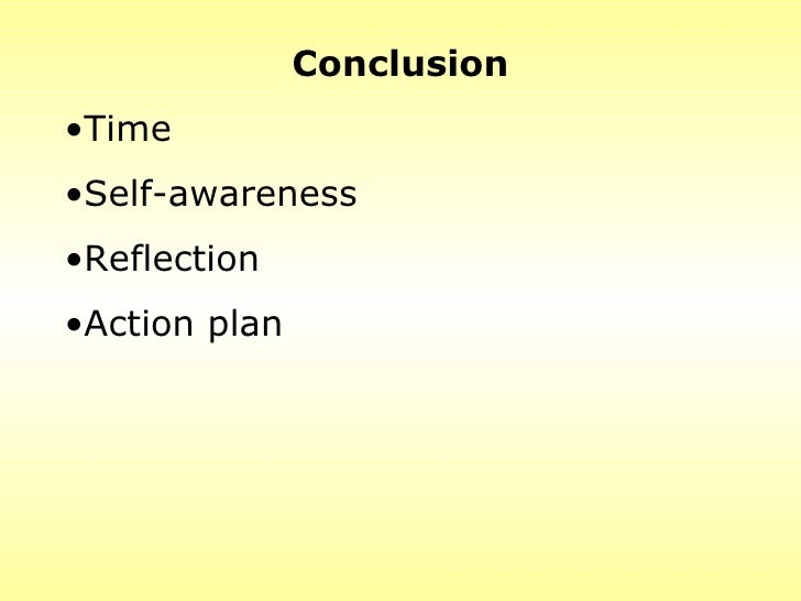 personal reflection and action plan  of the important things about reflection is that we can think about, plan and  deliver high  sometimes you will hear people talking about reflecting on action  or  what: this is the description and self-awareness level and all.