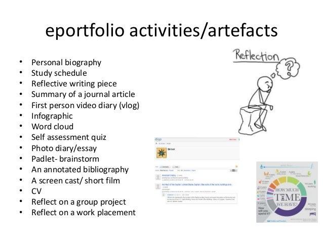 compose a self assessment reflective essay