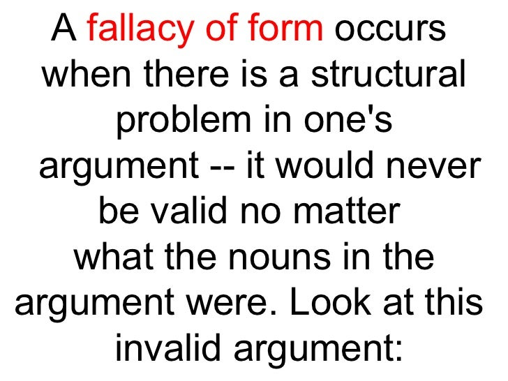 what is the difference between an unsound argument and an invalid argument Logic of arguments:  unsound arguments include an invalid argument with true  the difference between deductive and inductive thinking may have raised a few .