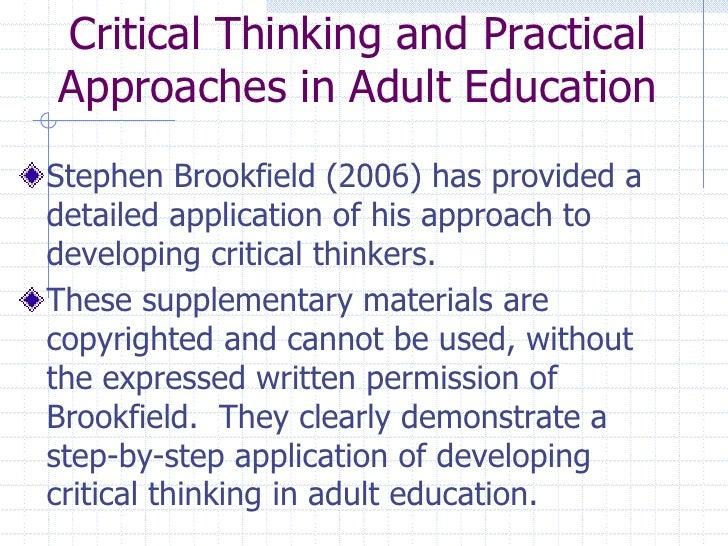 Critical Thinking Training Adults - image 4