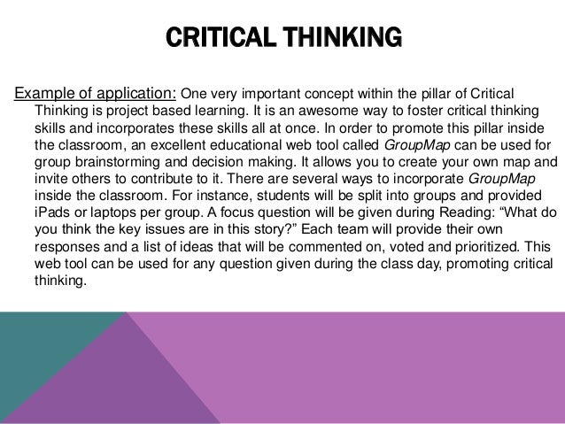 power of critical thinking pdf
