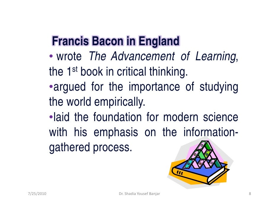importance of critical thinking in society Critical thinking is a domain-general thinking skill the ability to think clearly and the ability to think clearly and rationally is important whatever we choose to do if you work in education, research, finance.