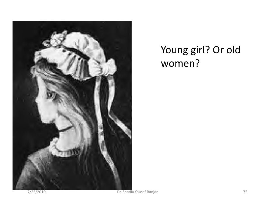 Young girl? Or old                                        women?     7/25/2010   Dr. Shadia Yousef Banjar                 ...
