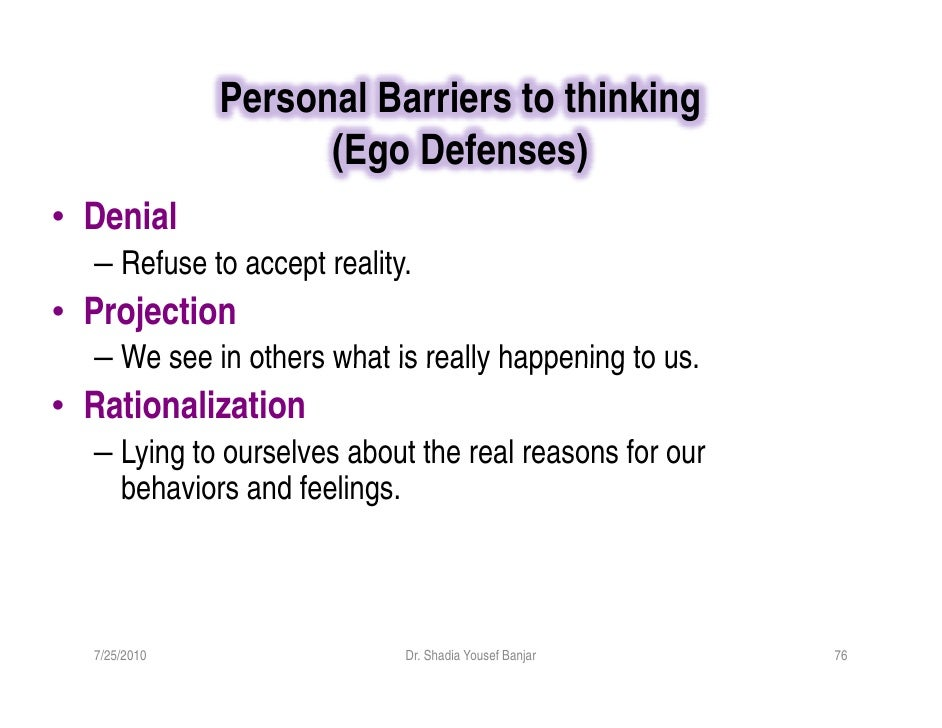 essays on barriers to critical thinking Personal barriers to critical thinking 1 personal barriers to critical thinking personal barriers to critical thinking 2 personal barriers to critical thinking i register for this critical thinking class to complete one of my requirements in general education.