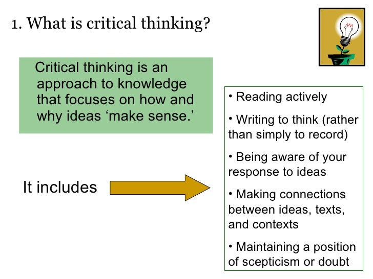 understanding critical thinking This article will discuss four different types of inductive arguments.
