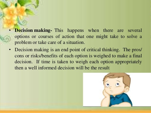 Nursing      gt  Sahingoz  gt  Flashcards  gt  Chapter    critical thinking    SlidePlayer
