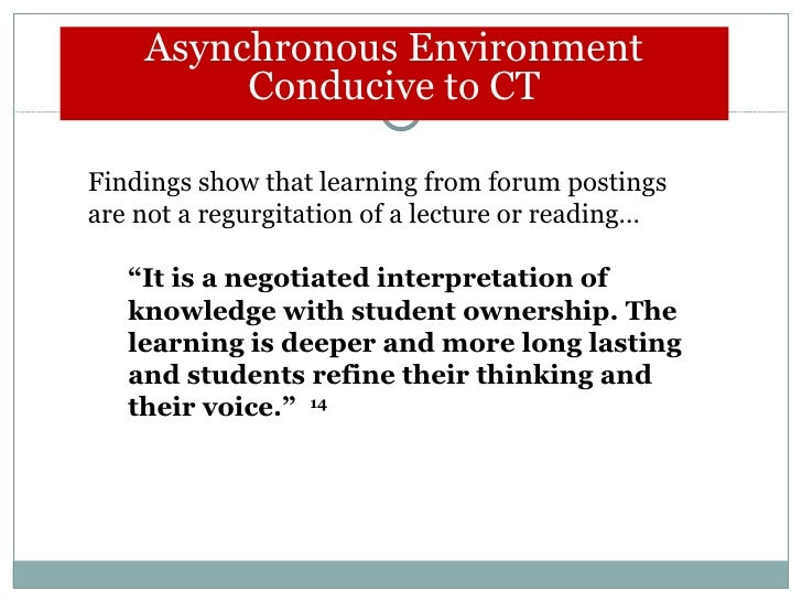 a discussion on the importance of critical thinking in life Critical thinking is an important tool in solving community problems and in developing interventions or initiatives in health why is critical thinking important without thinking critically besides direct discussion.